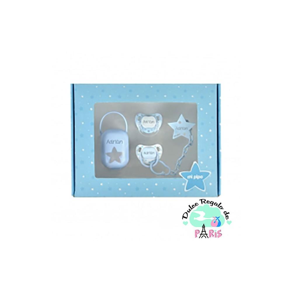 Cajita Mis Imprescindibles Azul Personalizada Cajita Mis