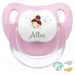 Cajita Baby Arrullo Hada Personalizada Cajita Baby Arrullo Hada