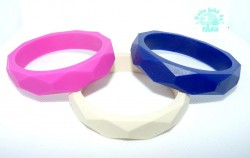 Pulsera de silicona Pulseras de silicona. A todos los bebés les