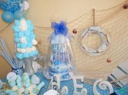 Baby Shower Baby Shower Personalizada Marinera. Baby Shower