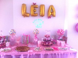 Baby Shower Leia