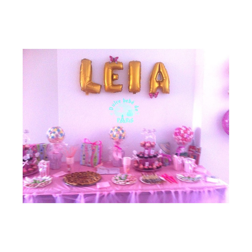 Baby Shower Leia Baby Shower Personalizada Leia. BABY SHOWER