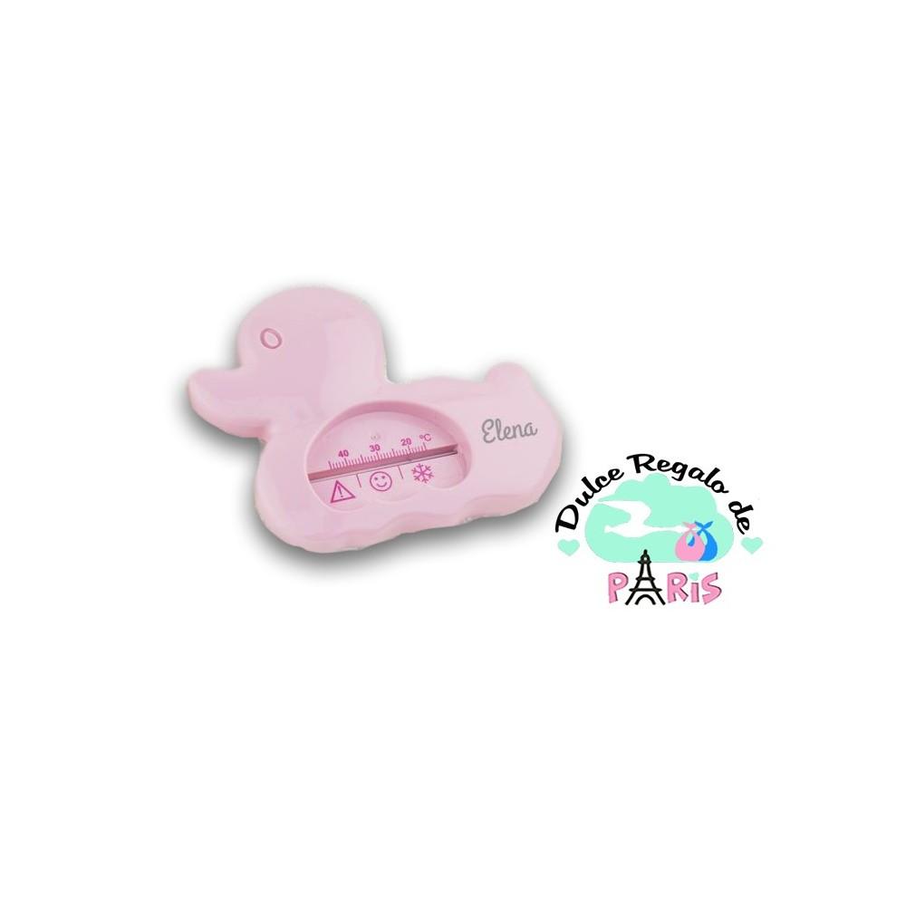 Termómetro de Baño Rosa Personalizado   Ropa para bebe