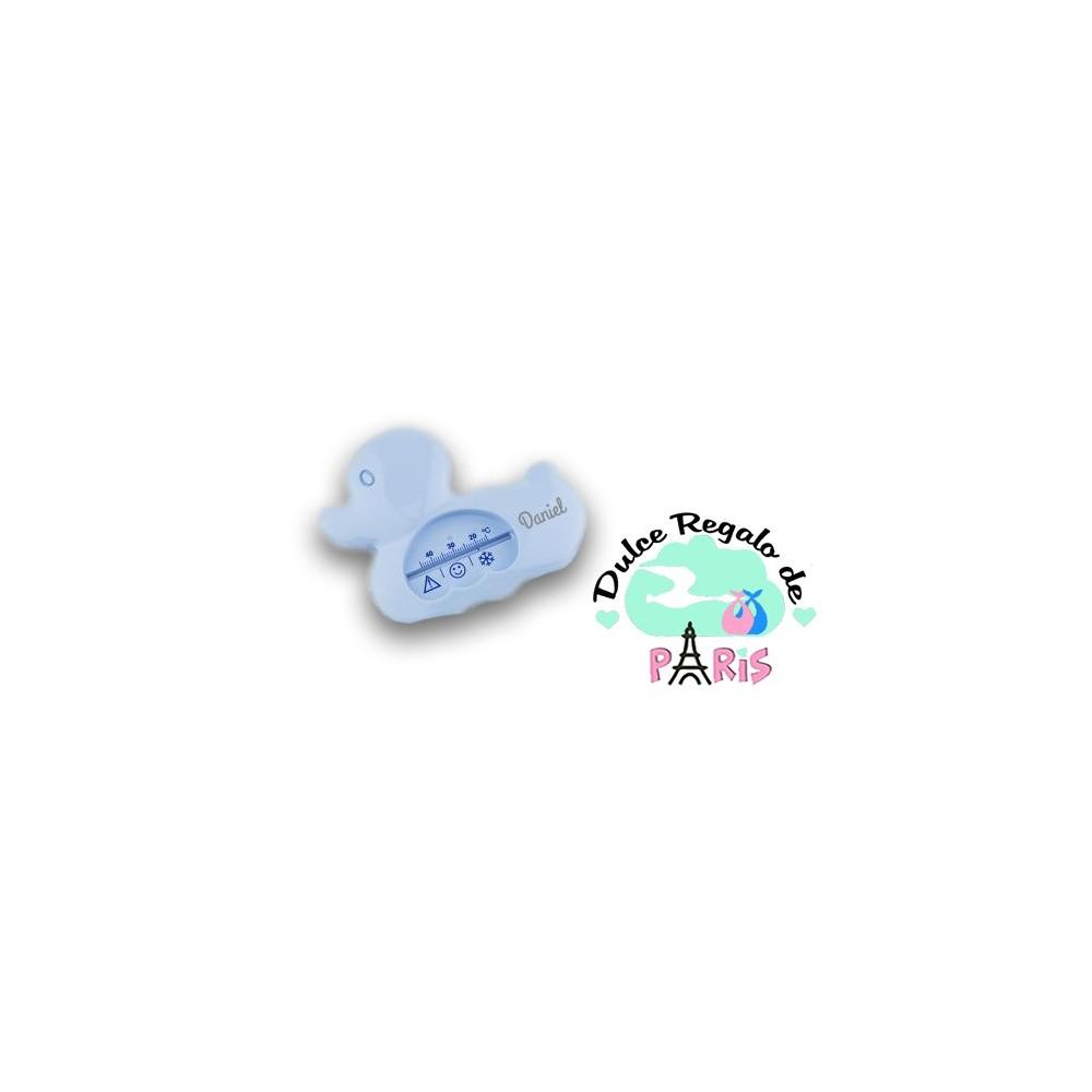 Termómetro de Baño Azul Personalizado Termómetro de Baño Azul