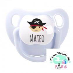 Cajita Baby Arrullo Pirata Personalizada Cajita Baby Arrullo