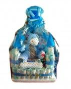 Castillos de pañales regalos para recién nacidos